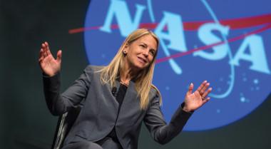 NASA Deputy Administrator Dava Newman. Credit: NASA