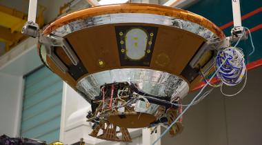 ExoMars module
