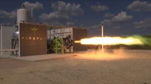Firefly engine test