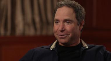 OneWeb founder Greg Wyler during a Nov. 10, 2015 interview with SpaceNews Silicon Valley correspondent Debra Werner. Credit: SpaceNews