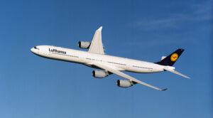 Lufthansa A340. Credit: Lufthansa