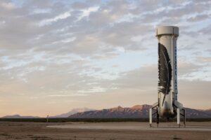 New Shepard propulsion module