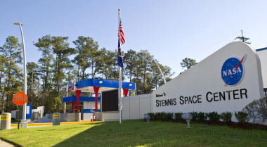 "NASA's SACOM contract covers ""facility operations and maintenance of institutional and technical facilities, and manufacturing and test support services"" at Stennis in Mississippi and Michoud near New Orleans. Credit: NASA"