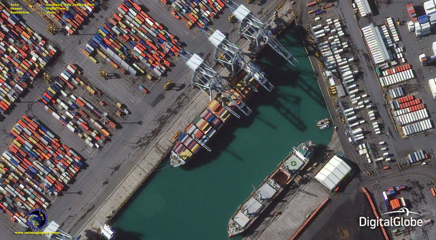 DigitalGlobe reports $200M in WorldView-4 related contracts