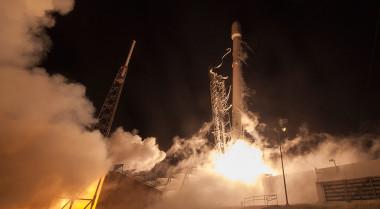 Falcon 9 Upgrade