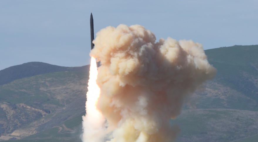 U S  Missile Defense Agency claims success in non-intercept test -  SpaceNews com