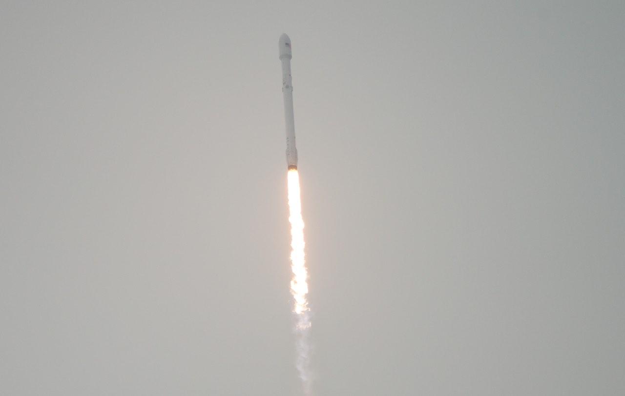 Falcon 9 Jason3 launch