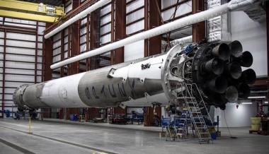 Falcon 9 first stage