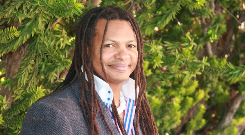 Moriba Jah is joining the University of Arizona to lead efforts in space object behavioral sciences. Credit: UA