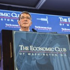 SD spoke at the Economic Club of Washington, D.C.