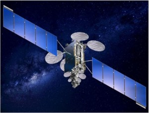 Lockheed Martin has sold its latest-version A2100 satellite platform to Sky Perfect JSat, for the JCSat-17 satellite. Credit: Lockheed Martin