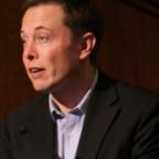 Elon Musk. Credit: NASA photo by Dennis Bonilla