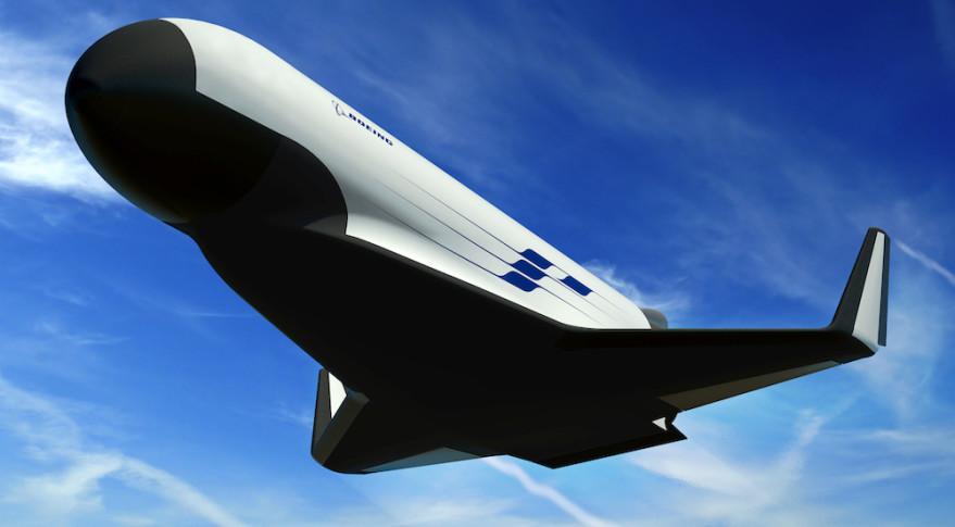 Boeing XS-1 Experimental Spaceplane artist concept