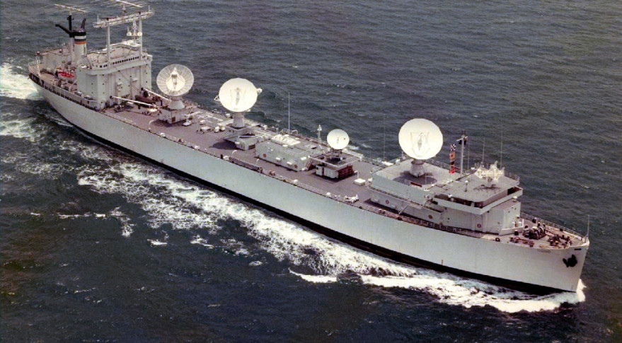 Navy satcom photo