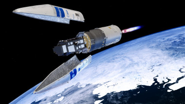 Sentinel 3A Breeze and Rockot- ESA