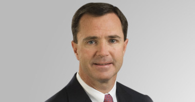 William Brown, chief executive, Harris Corp.
