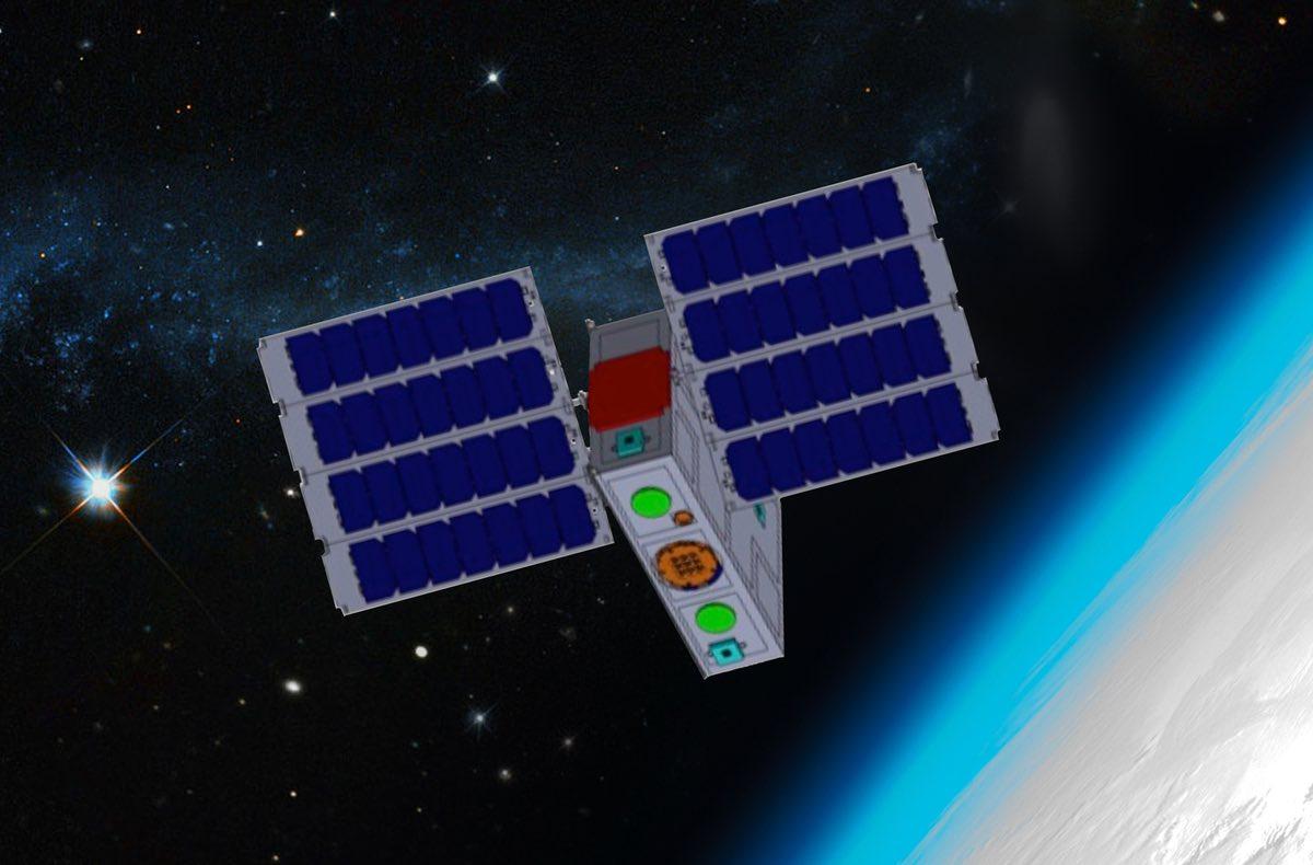 NASA pathfinder 6U cubesat