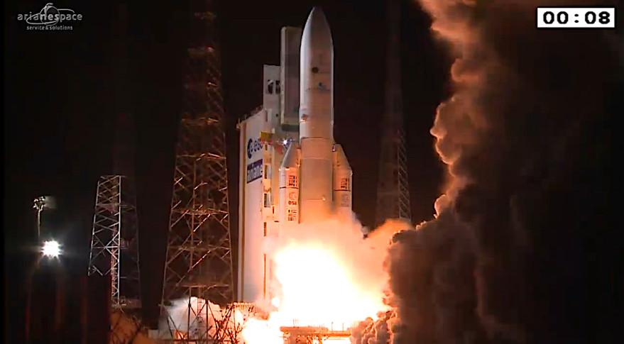 Ariane 5 March 8