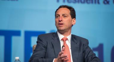 Daniel S. Goldberg CEO, Telesat. Credit: SpaceNews/Kate Patterson.