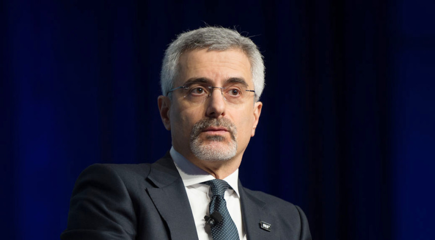SES announced earlier this year that Karim Michel Sabbagh would step down in April as president and CEO. Credit: SpaceNews/Kate Patterson.