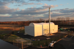 Lockheed Martin has built a scaled-down version of the U.S. Air Force's next-generation space surveillance system in New Jersey. Credit: Lockheed Martin.