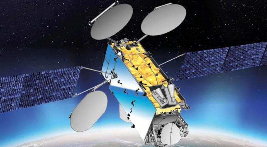 Europasat/Hellas-sat 3. Credit: Thales Alenia Space