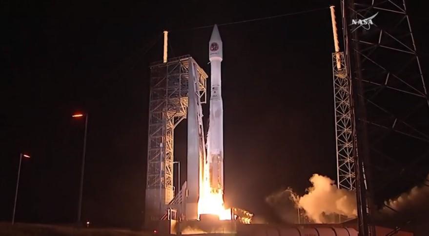 OA-6 launch