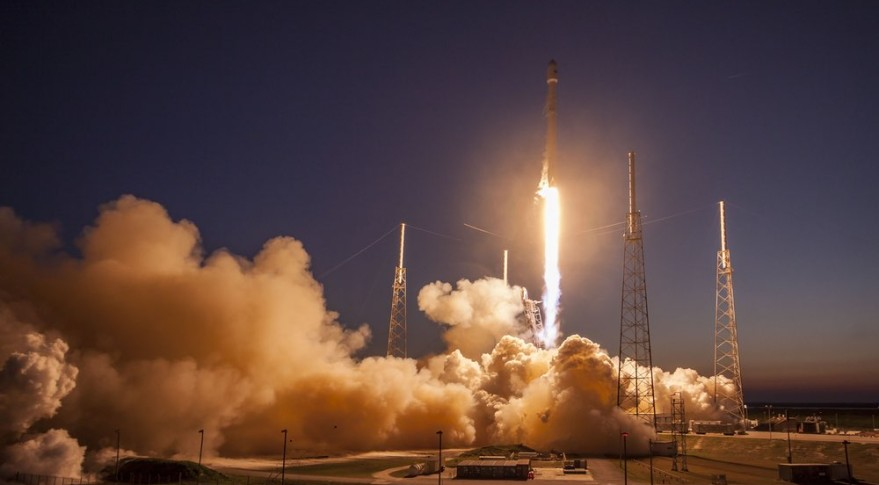 Falcon 9 SES-9 launch