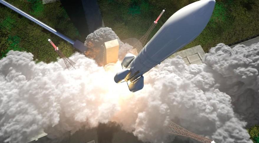 Ariane 6 converted