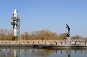 Jiuquan Satellite Launch Center Credit: CNSA
