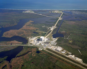 Launch Complex 39 at the Kennedy Space Center in Florida. Photo: NASA