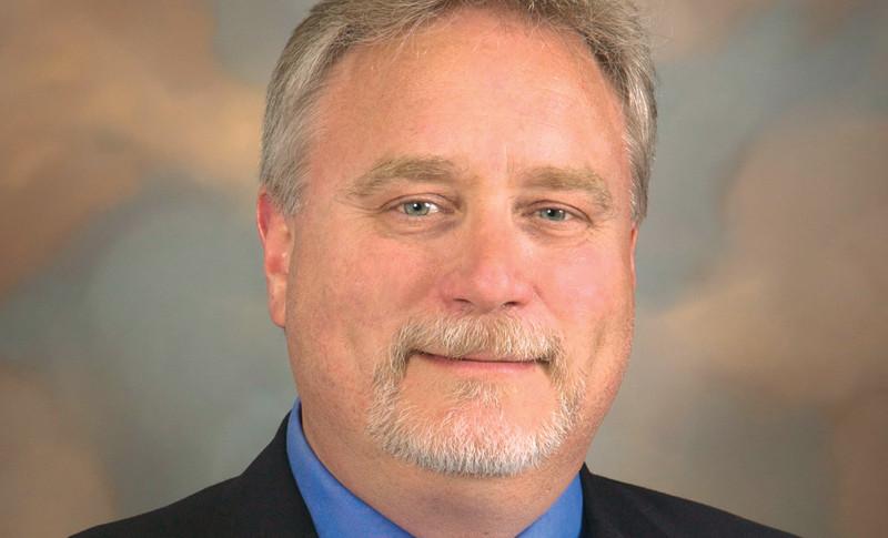 Scott Lehr is President of Orbital ATK's Flight Systems group, which operates the Minotaur family of peacekeeper ICBM-based launch vehicles. Credit: OrbitalATK