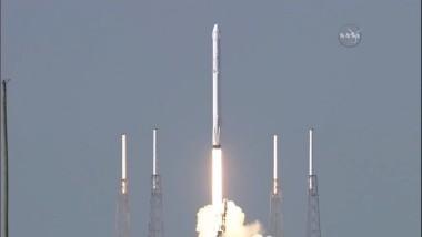 Falcon 9 CRS-8 launch