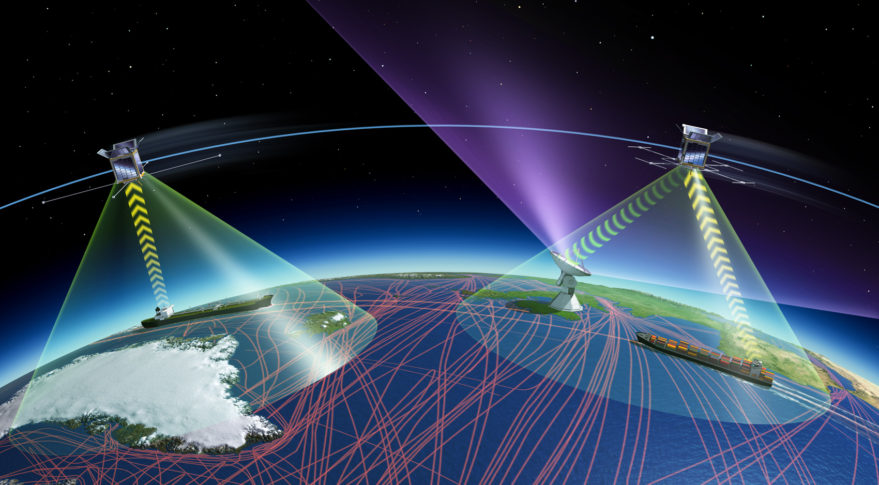 Earth Monitoring System : Exactearth bests orbcomm for canadian contract that shrank