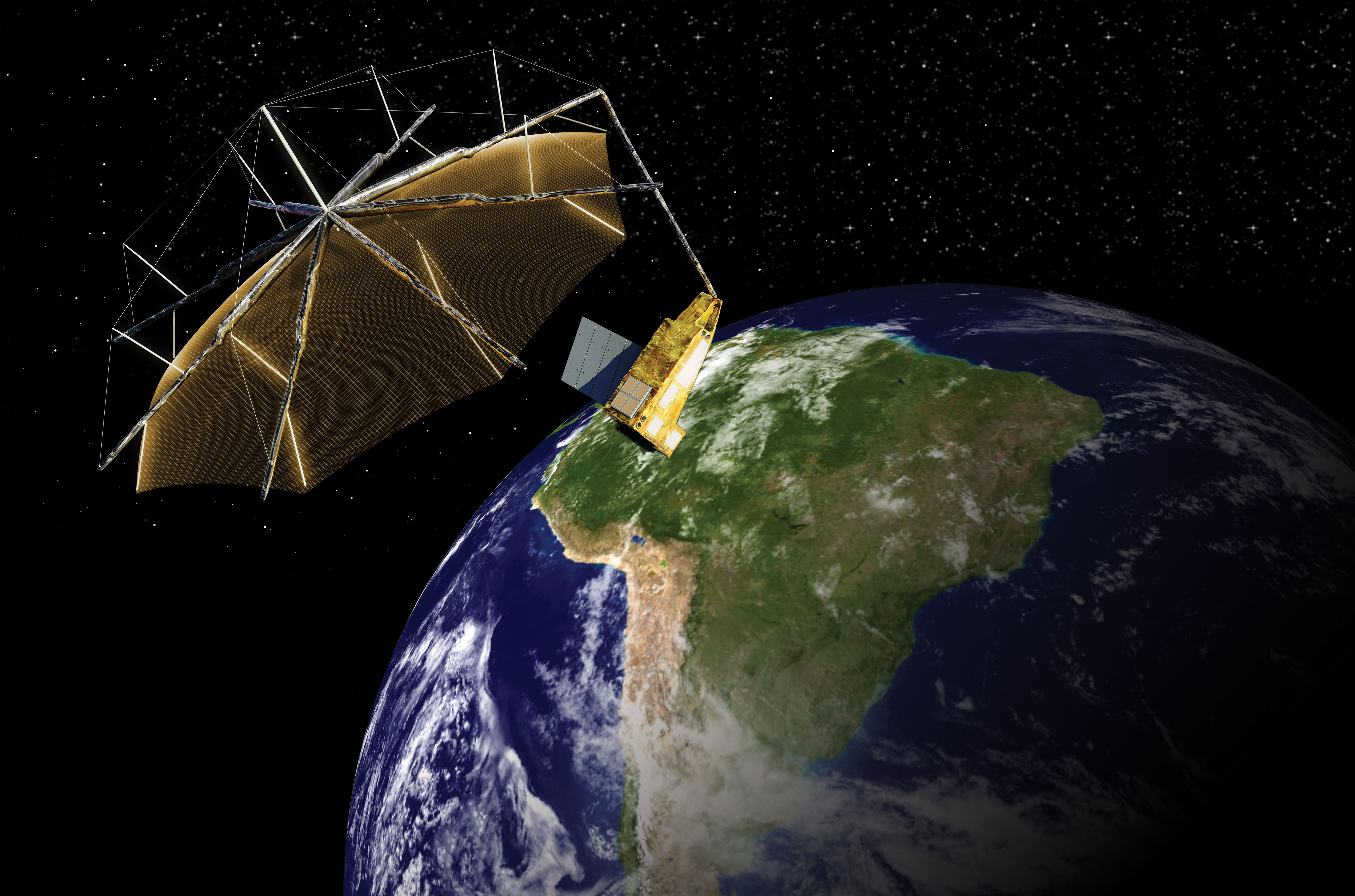 Airbus UK to build Europe's Biomass satellite, featuring first use of P-band radar - SpaceNews.com