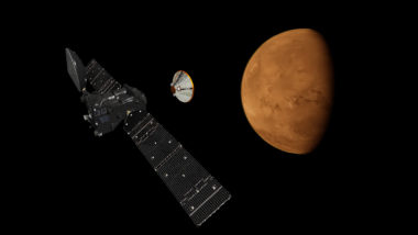 ExoMars TGO and EDM