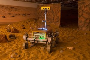 Airbus Defence & Space/Mars Rover/Meteron