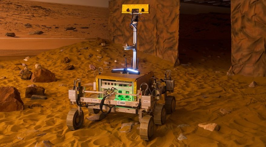 mars rover 2020 esa - photo #17