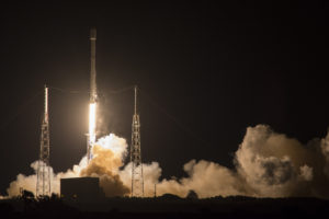 Falcon 9 May 6, 2016, liftoff; SpaceX