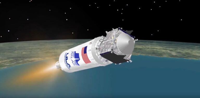 Video grab from ULA's CisLunar-1000 video.