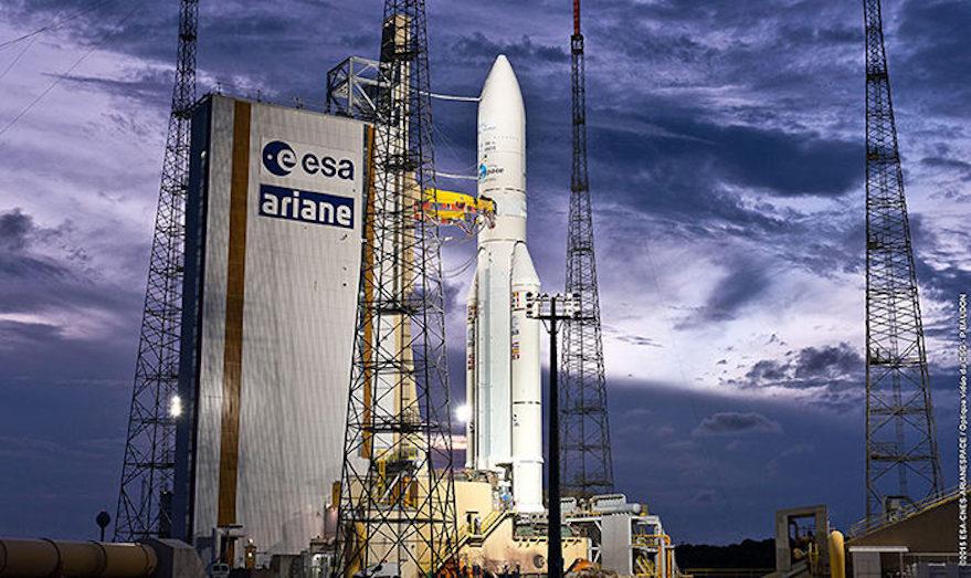 Airbus, Safran finalize Ariane joint venture - SpaceNews.com