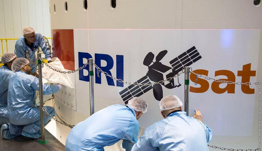 BRIsat preparation