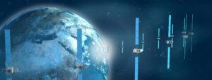 Eutelsat Hot Bird fleet wide image
