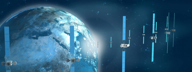 Eutelsat Hot Bird fleet wide image