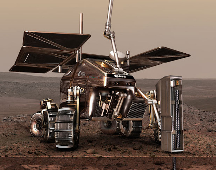 mars rover 2020 esa - photo #7