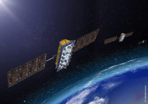 LeoSat satellite