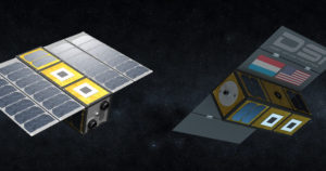 The Luxembourg government's backing for space mining ventures includes an initial $225 million in seed money for R&D and co-financing. One early investment will be in Deep Space Industries' Prospector-X nano-satellite to test space-mining technologies. Credit: Deep Space Industries