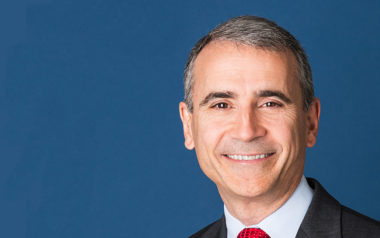 Steve Isakowitz will become president of the Aerospace Corporation on Aug. 1 and assume the title of CEO on Oct. 1 upon the retirement of Wanda Austin. Credit: The Aerospace Corp.