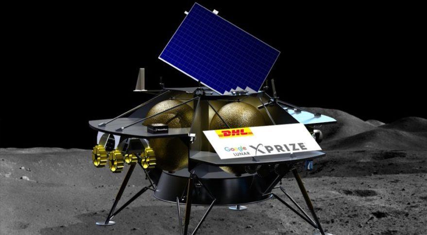 astrobotic peregrine lander
