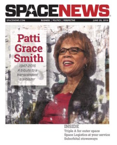 SpaceNews Magazine June 20, 2016 cover